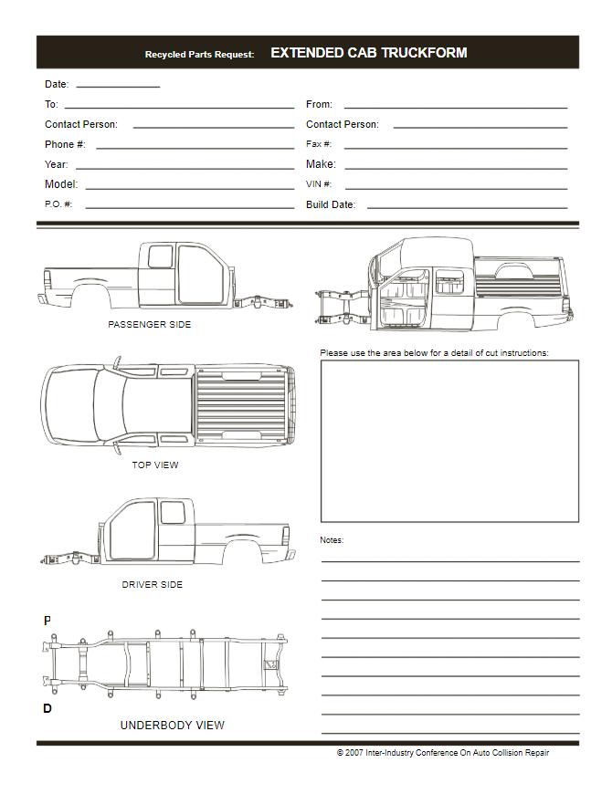 Cut Sheets – Lentini Auto